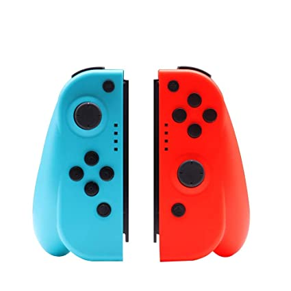 AnvFlik (L/R) Wireless Pro Controller Compatible with Nintendo Switch  Joy-Con Console Gyro Axis Gaming Gamepad Joystick