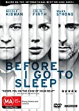 Before I Go To Sleep | NON-USA Format | PAL | Region 4 Import - Australia