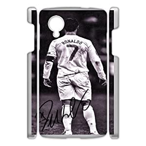 Cristiano Ronaldo Ideas Phone Case For Google Nexus 5 N32814