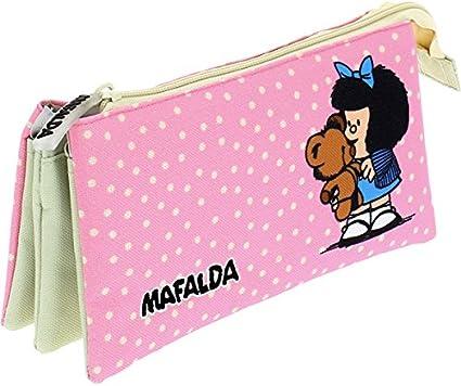 Grafoplas Mafalda Estuches: Amazon.es: Equipaje