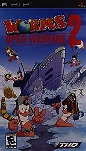 Worms 2: Open Warfare / Game