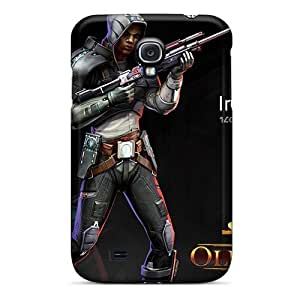 Elaney Perfect Tpu Case For Galaxy S4/ Anti-scratch Protector Case (imperial Agent Solo Star Wars The Old Republic Game) by Maris's Diary