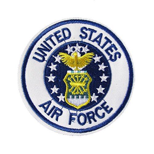 アイロンワッペン アメリカ ミリタリー (AIR FORCE)の商品画像
