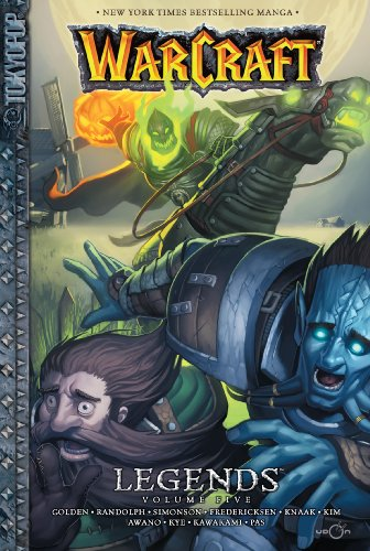Warcraft: Legends Volume 5