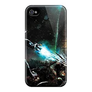 Goodfashions2001 Scratch-free Phone Cases For Iphone 4/4s- Retail Packaging - 2011 Dead Space 2