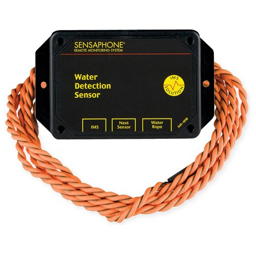Sensaphone Water Detector IMS-4830 W/10 Ft Rope (Sensaphone Water)