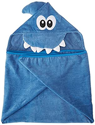 "TheCroco Animal Hooded Towel Premium Quality: Ultra Soft, Super Absorbent, X-Large 49"" x 28"",for Kids & Baby use for Bath, Beach, Pool"