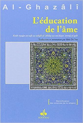 L'éducation de l'âme