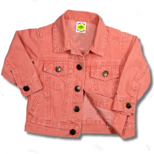 Baby Toddler Jean Jackets Boutique product image