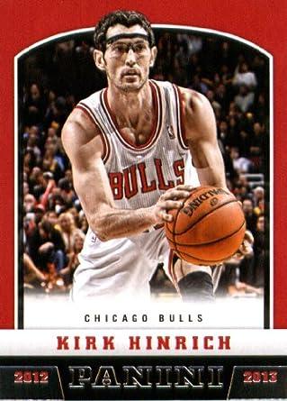 Amazon.com  2013 Panini Basketball Card (2012-13)  93 Kirk Hinrich ... c750ce74b