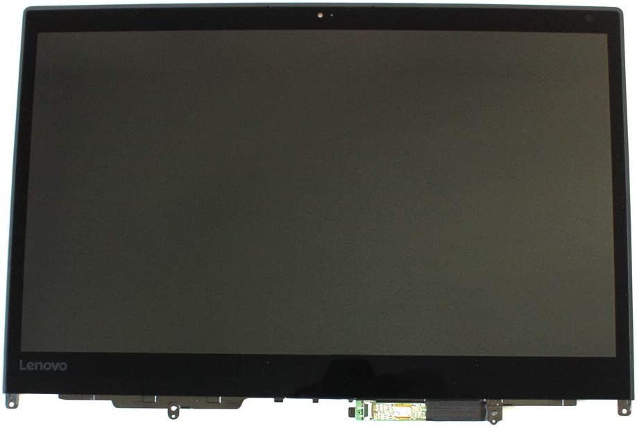 "simda- 13.3"" FHD LCD Touch Screen & Bezel for Lenovo ThinkPad Yoga 370 01HY323"