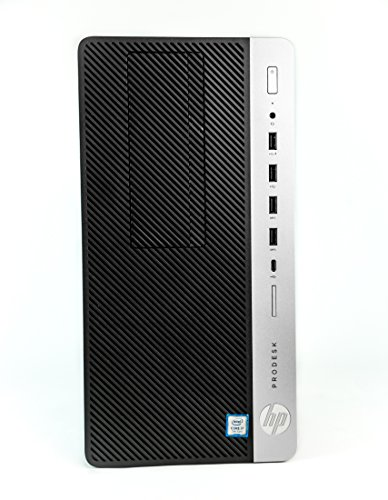 HP Business Desktop ProDesk 600 G3 - Intel i7-7700, 8GB, 240GB SSD, Windows 10 Pro 64-bit, 3 Yrs Warranty by Vision Computers