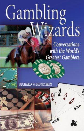 Gambling Wizards: Conversations with the World's Greatest - W Wizards