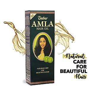 Dabur Amla Hair oil – Natural care for beautiful hair, 500ml