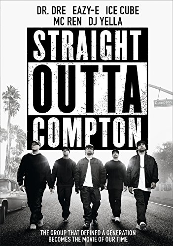 (Straight Outta Compton(DVD))