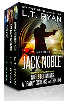 The Jack Noble Series: Books 1-3 (The Jack Noble Series Box Set) by [Ryan, L.T.]