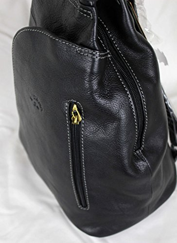 petit CADEAU Noir réf Katana sac en cuir à SURPRISE dos 322018 7xOTBqfw1n
