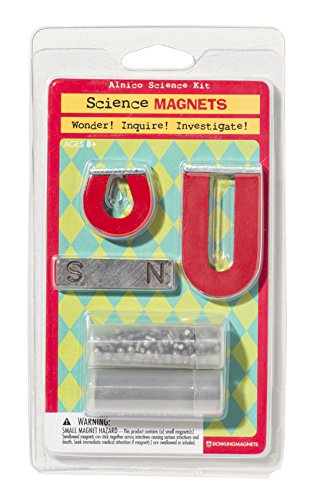 Dowling Magnets Alnico Science Kit by Dowling Magnets (Image #2)