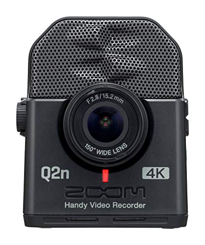 (Zoom Q2n-4K Handy Video Recorder)