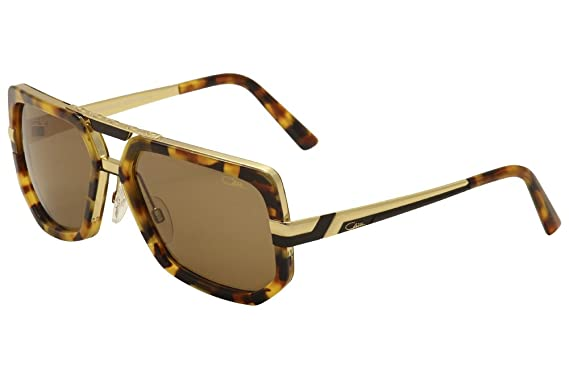 ef1a8c07682c Cazal 662 Sunglasses 003SG Scale Tortoise Gold Brown Gradient Lens 60 mm