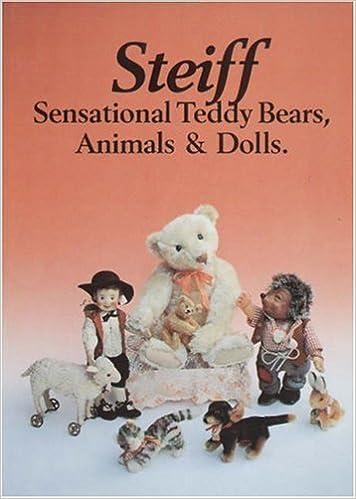,,FB2,, Steiff Sensational Teddy Bears, Animals & Dolls. diseno largest Escucha Portal Fibrosis Edmonds South minutes 51%2BRyMpP8TL._SX354_BO1,204,203,200_
