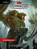 Book cover from Out of the Abyss (Dungeons & Dragons) by Wizards RPG Team