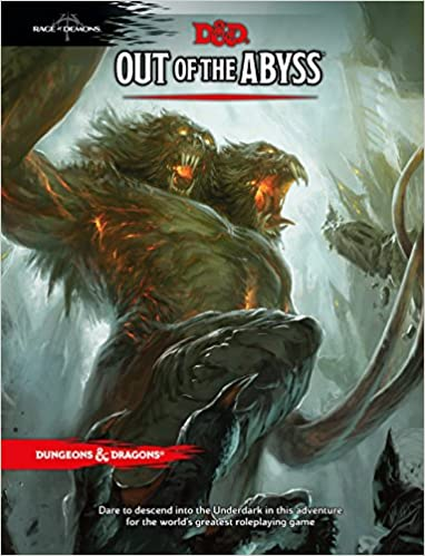Amazon com: Out of the Abyss (Dungeons & Dragons