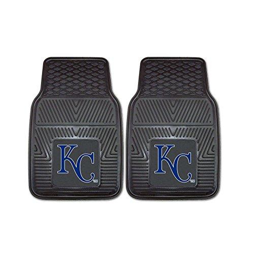 Fanmats 8840 MLB-Kansas City Royals Vinyl Universal Heavy Duty Fan Floor Mat