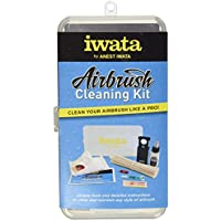 Iwata-Medea Airbrush Cleaning Kit
