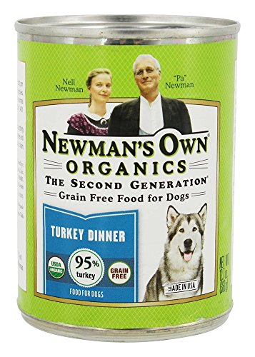 Newman: Dog Fd, Og3, Gf, Turkey, 12.7 OZ
