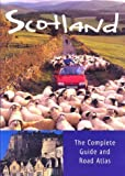 img - for Scotland The Complete Guide & Road Atlas by Appletree Ltd. (1999-10-01) book / textbook / text book