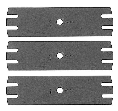 Oregon 40-316 Edger Blade For MTD Models,