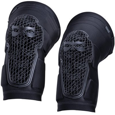 Kali Protectives Strike Knee/Shin Guard Black/Grey, S by Kali Protectives