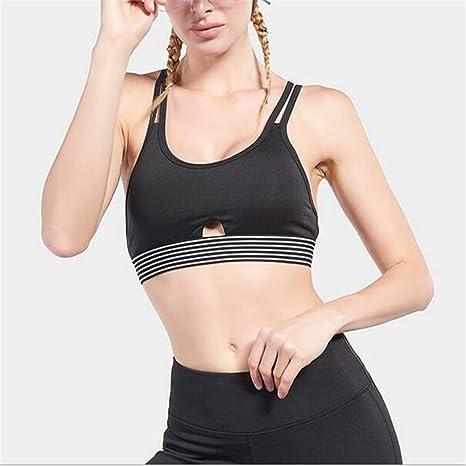 96627a789eba LZ Beauty Back Sujetador Deportivo para Mujer Sujetadores ...