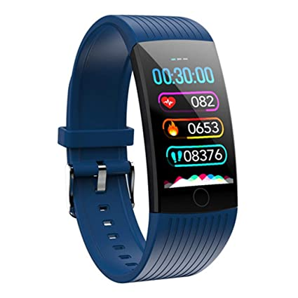 Amazon.com: HHRONG Pantalla En Color De La Pulsera ...