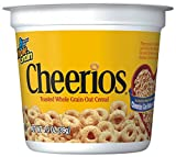 Cheap Cheerios Cereal, 1.3-Ounce Cups (Pack of 60)