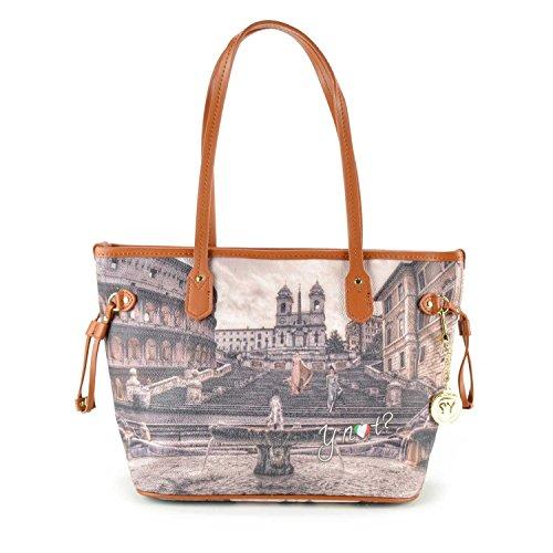 Borsa Shopping media Y Not - G336 Piazza di Spagna