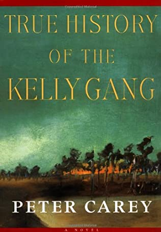 book cover of True History of the Kelly Gang