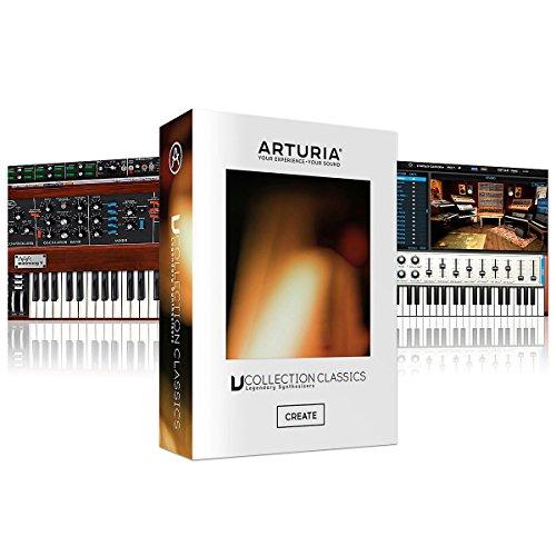 Keyboard Ash Sam (Arturia V Collection Classics Virtual Instruments)