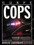 Gurps Cops, EDS Staff, 1556344589