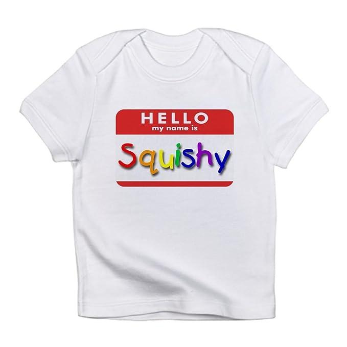 a976b8f9 Amazon.com: CafePress - Squishy Creeper Infant T-Shirt - Cute Infant ...
