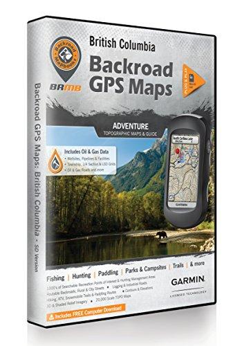 British Columbia Backroad GPS Maps