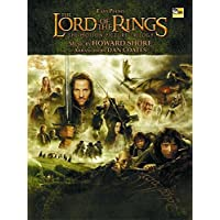 The Lord of the Rings for Easy Piano: Music from the Motion Pictures Arranged for Easy Piano