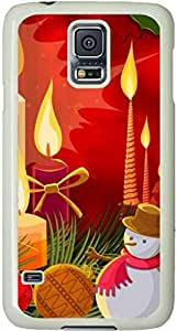 Christmas Galaxy S5 Case, Galaxy S5 Cases - Compatible With Samsung Galaxy S5 SV i9600 - Samsung Galaxy S5 Case Durable Protective Case 1