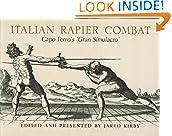 #10: Italian Rapier Combat