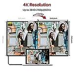 3M10ftiVANKY-Cavo-HDMI-4K-Ultra-HD-HDMI-20-Supporta-4K-60Hz-HDR-20-14a-Ultra-HD-Cavetto-HDMI-ad-alta-velocit-in-Nylon-Compatibile-con-Blu-Ray-PS34XboxHDTV-Nero