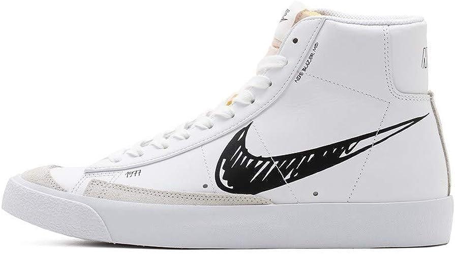 Tutti i tipi di su parete  Nike Blazer Mid VNTG '77, Scarpe da Basket Uomo: Amazon.it: Scarpe e borse