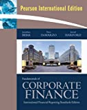 img - for Fundamentals of Corporate Finance: International Financial Reporting Standards Edition book / textbook / text book