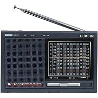 TECSUN 德生 R9700DX 高性能12波段立体声收音机(颜色随机)