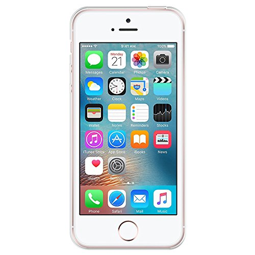 Amzer Coque en gel TPU souple pour Apple iPhone 5/5S/SE – Transparent